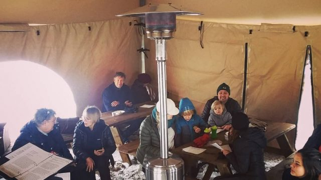 heated-tent